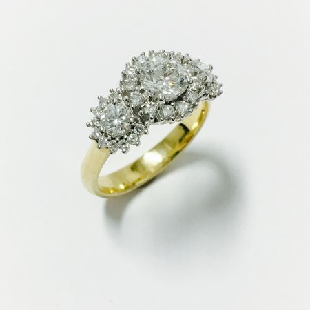 Antwerp Collection - 18ct Diamond Ring