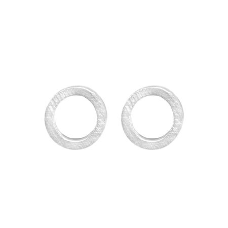 Tabitha Circle Earrings