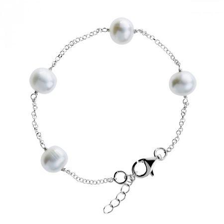 Snowdrop Pearl Bracelet