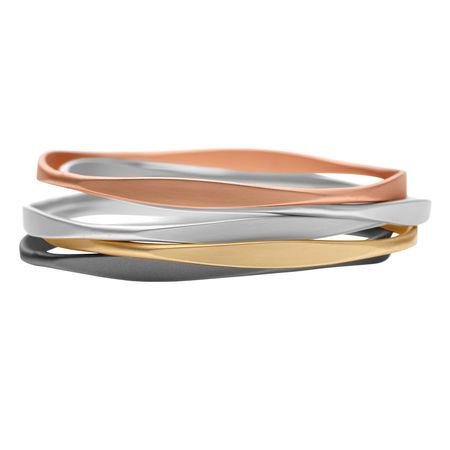 3-Tone Mix & Match Bracelet