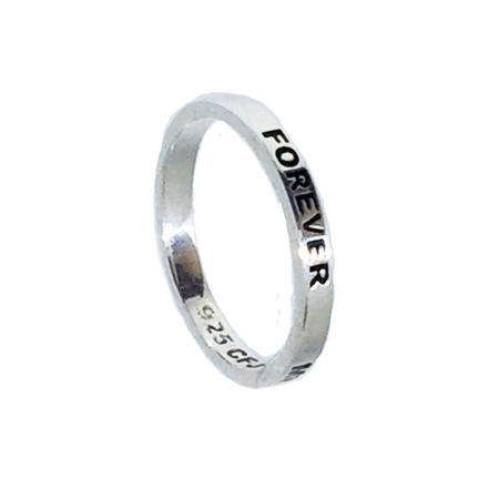 Sterling Silver Posie Ring