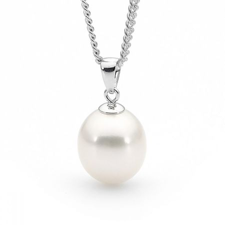 Freshwater Pearl Drop Pendants