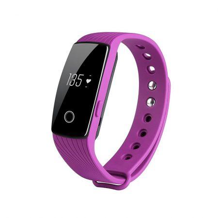 Purple Smart Watch