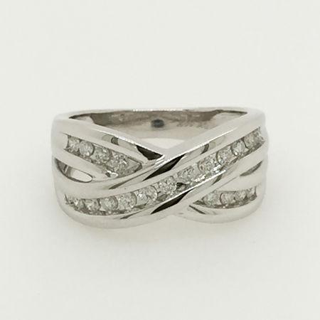 10ct Gold Fashion Ring